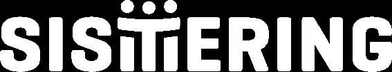 Sistering Logo white